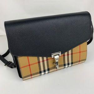 New Burberry Small Vintage Check Crossbody Bag